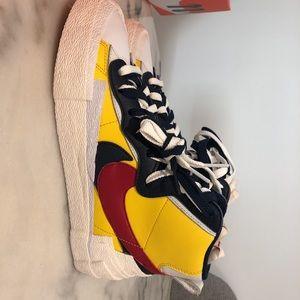 Nike Sacai Dunk Blazer Mid 6.5